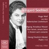 Seefried, Irmgard: Legenden des Gesanges, Vol. 12 (1943-1954) by Various Artists