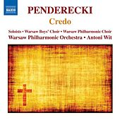 Penderecki: Credo by Various Artists