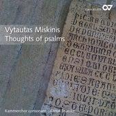 Miskinis: Thoughts of Psalms by Almut Stumke