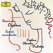 Stravinsky: Orpheus; Danses concertantes by Orpheus Chamber Orchestra