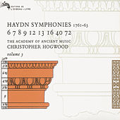 Haydn: Symphonies Vol.3 by The Academy Of Ancient Music