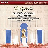 Mozart: Oratorios, Cantatas & Masonic Music by Various Artists