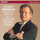 Beethoven: Symphony No.7; Wellington's Victory by Various Artists