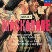 Nielsen: Maskarade by Various Artists