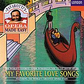Luciano Pavarotti - My Favourite Love Songs by Various Artists
