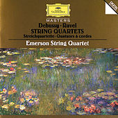 Debussy / Ravel: String Quartets by Emerson String Quartet