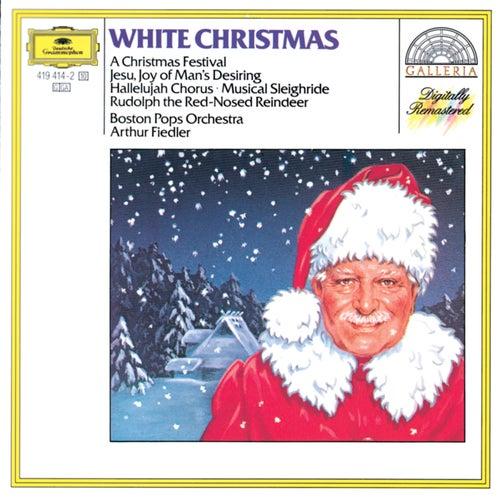 White Christmas by Boston Pops