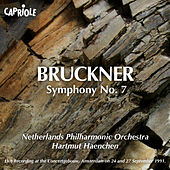 Bruckner, A.: Symphony No. 7 by Hartmut Haenchen