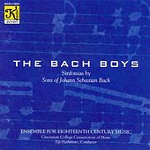 Bach Boys - Sinfonias by Sons of Johann Sebastian Bach by Eiji Hashimoto