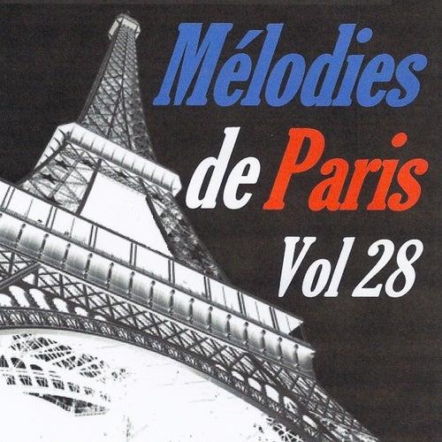 Mélodies de Paris, vol. 28 by Various Artists