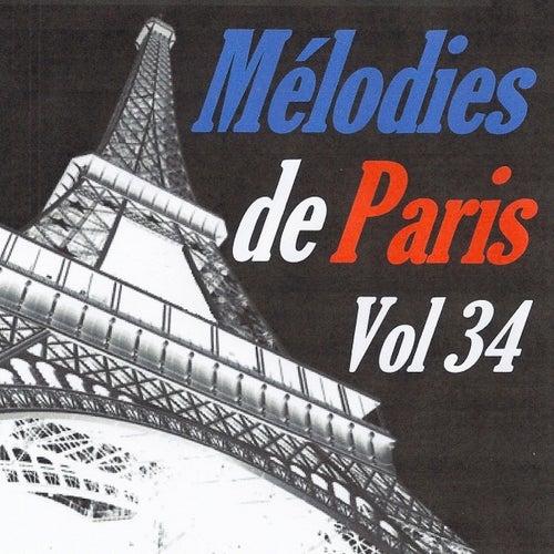 Mélodies de Paris, vol. 34 by Various Artists
