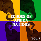 Echoes of African Nations vol.7 by Various Artists