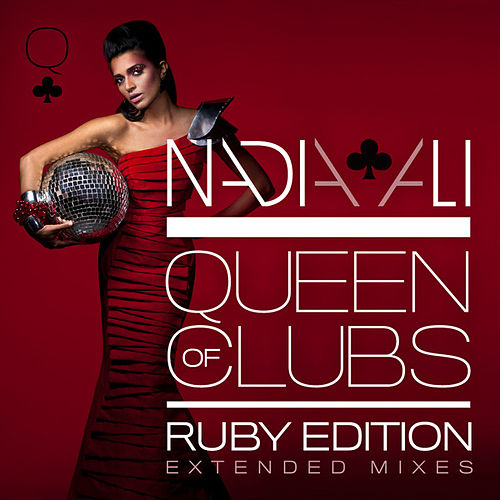 Queen of Clubs Trilogy: Ruby Edition (Extended Mixes) by Various Artists