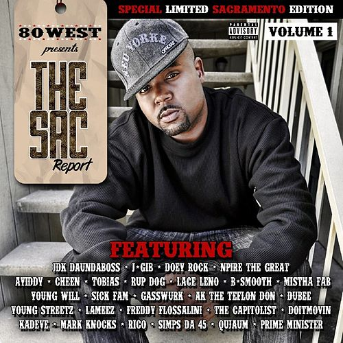 The Sac Report vol 1 by Various Artists