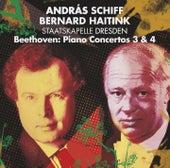 Beethoven : Piano Concertos Nos 3 & 4 by András Schiff