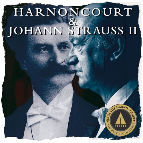 Harnoncourt conducts Johann Strauss II by Nikolaus Harnoncourt