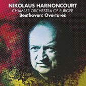 Beethoven : Overtures by Nikolaus Harnoncourt