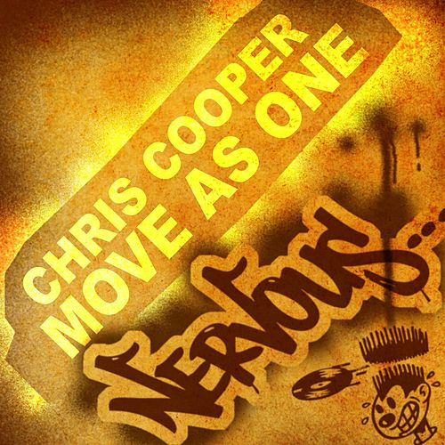 Move As One EP by Chris Cooper