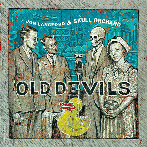 Old Devils by Jon Langford