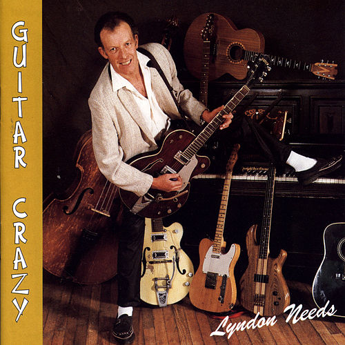 Guitar Crazy by Lyndon Needs