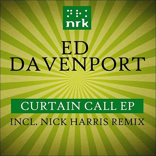 Curtain Call EP von Ed Davenport