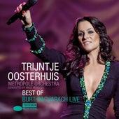 Best of Burt Bacharach Live by Trijntje Oosterhuis