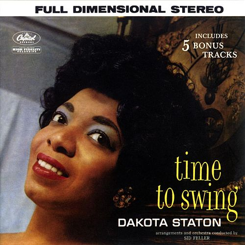 Time To Swing by Dakota Staton