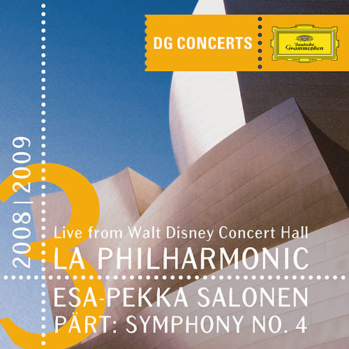 Pärt: Symphony No.4 'Los Angeles' by Los Angeles Philharmonic