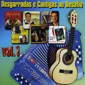 Desgarradas E Cantigas Ao Desafio Vol. 1 by Various Artists