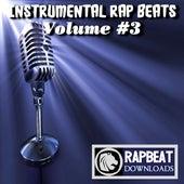 Instrumental Rap Beats - Volume #3 by RapBeat Downloads