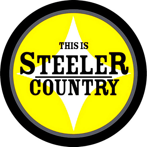 This Is Steeler Country by Kevin Morgan
