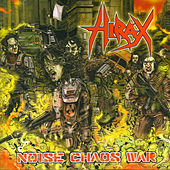 Noise Chaos War by Hirax