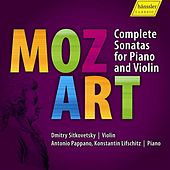 Mozart: Complete Sonatas for Piano and Violin by Various Artists