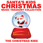 Santa's Kids Christmas Music Treasury Collection by Christmas Kids