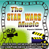 The Star Wars Music by Star Wars D.J.