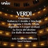 Verdi, G.: Overtures by Vassil Stefanov