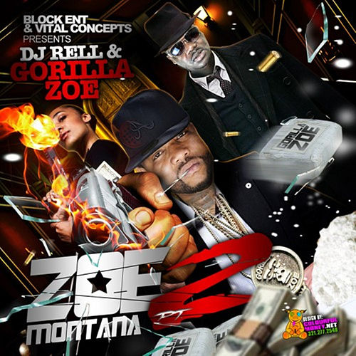 DJ Rell Presents Zoe Montana 2 von Various Artists
