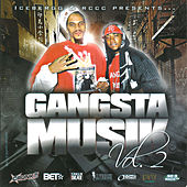 Gangsta Musik Vol. 2 by Various Artists