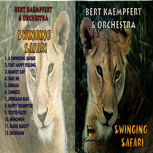 Swinging Safari by Bert Kaempfert