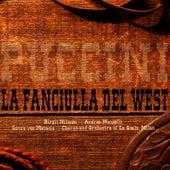 Puccini: La Fanciulla del West by Birgit Nilsson