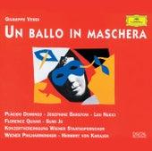 Verdi: Un Ballo in Maschera by Various Artists