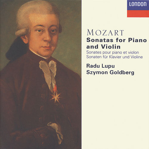 Mozart: The Sonatas for Violin & Piano by Szymon Goldberg