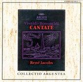 Vivaldi: Cantate Italiane / Bononcini: Cantate Pastorali by René Jacobs