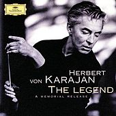 Herbert von Karajan - The Legend (A Memorial Release) by Various Artists