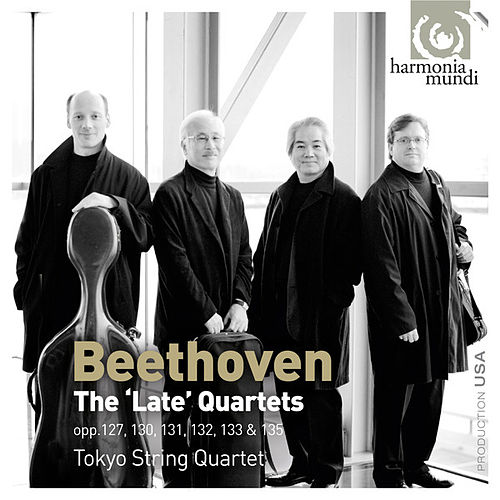 Beethoven: The 'Late' String Quartets by Tokyo String Quartet
