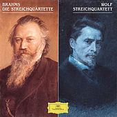 Brahms: String Quartets Op. 51 Nos. 1&2; String Quartet No. 3, Op. 67 / Wolf: String Quartet In D Minor