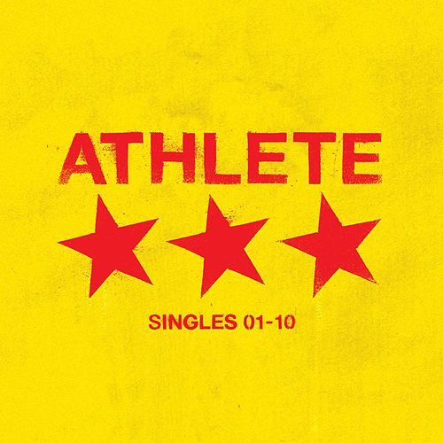 Singles 01-10 by Athlete