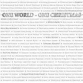 One World - One Christmas by Various Artists
