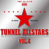 Tunnel Allstars Vol.4 (The Ultimate Hardtrance and Hardbass Anthems) by Various Artists