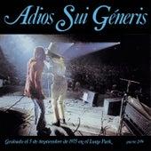 Adios Sui Generis Vol. II by Sui Generis